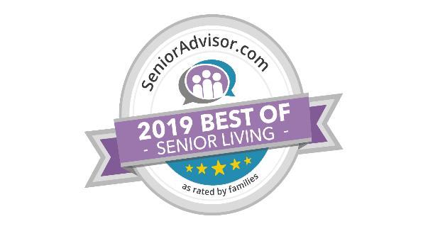 Homecare Wellesley MA - CARE RESOLUTIONS INC. Wins 2019 Best of Senior Living Award from Senior Advisor.com