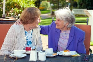 Home Care Services Dover MA - Encouraging Your Senior to Participate in Group Activities