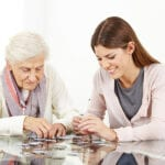 Elderly Care Norwood MA - Five Ideas for Keeping Your Senior's Brain Sharp