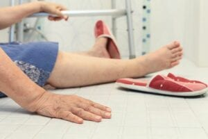 In-Home Care Medfield MA - What Do You Do If Your Mom Becomes Fearful After a Fall?