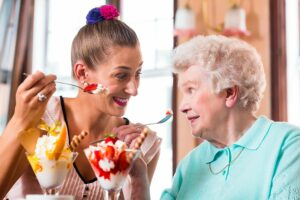 In-Home Care Cambridge MA - Cooking Together Is a Great Way to Bond