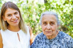 Companion Care at Home Walpole MA - How Companion Care at Home Helps Encourage Your Mom's Goals