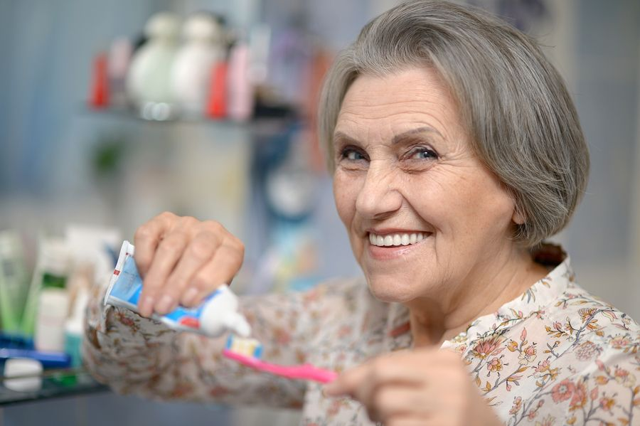 Personal Care at Home Cambridge MA - Importance of Dental Hygiene for the Elderly